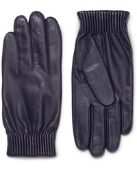 Weekday - Stop Leather Gloves - Lyst