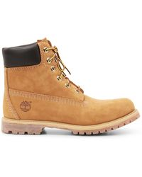 Timberland - Premium Boots Yellow - Lyst