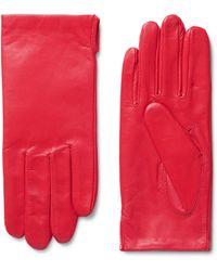 Weekday - Galaxy Leather Gloves - Lyst