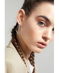 Weekday - Horizon Earrings - Lyst