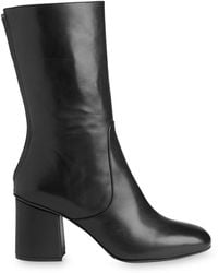 Whistles - Dawson 3/4 Height Boot - Lyst