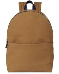 Whistles - Waxed Canvas Rucksack - Lyst