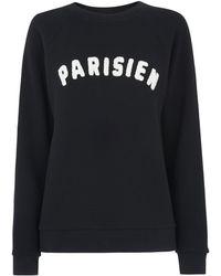 Whistles - Parisien Sweatshirt - Lyst