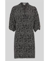Whistles - Lola Sahara Print Dress - Lyst 7cb9dbb42