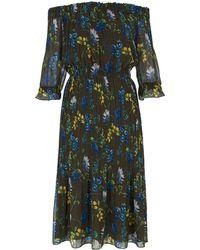 Whistles - Penelope Printed Dress - Lyst