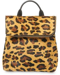Whistles - Leopard Mini Verity - Lyst