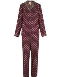 Whistles - Wild Thistle Yolke Pyjama Set - Lyst