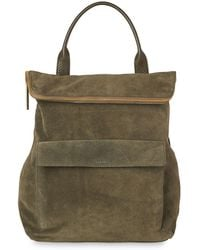 Whistles | Verity Suede Backpack | Lyst