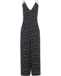 Whistles - Mix And Match Spot Jumpsuit - Lyst