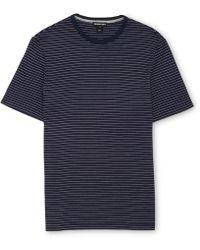 Whistles - Simple Stripe T-shirt - Lyst