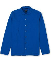 Whistles - Pressed Collar Relaxed Shirt - Lyst