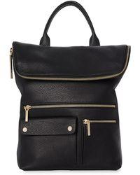 Whistles - Farrow Pocket Detail Backpack - Lyst