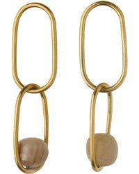 Whistles - Soko Linked Sawa Drop Earring - Lyst