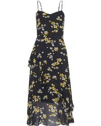 Whistles - Lottie Print Amber Frill Dress - Lyst