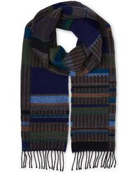 Whistles - Wallace And Sewell Klee Scarf - Lyst
