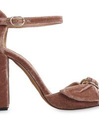 Whistles - Thurza Ring Detail Heel - Lyst
