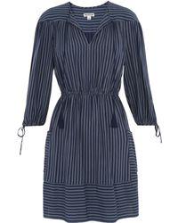 Whistles - Eleri Stripe Dress - Lyst