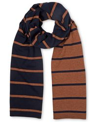 Whistles - Striped Scarf - Lyst