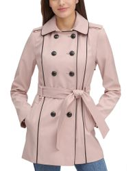 Wilsons Leather - Plus Size Bonded Trench Coat - Lyst