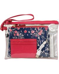 Wilsons Leather - Tech It Out 4-in-1 Faux-leather Wristlet - Early Spring - Lyst