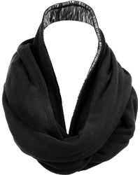 Wilsons Leather - Cuddl Duds Reversible Scarf - Lyst