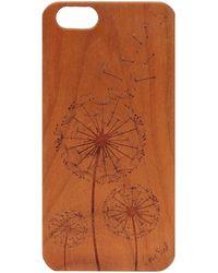 Wilsons Leather - Case Yard Half Hamsa Hand Wood Iphone 6 Case - Lyst