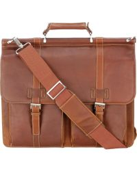 Wilsons Leather - Vacqueta Double-gusset Leather Brief - Lyst