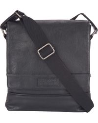 Wilsons Leather - Kenneth Cole Pebbled Faux-leather Tablet Bag - Lyst