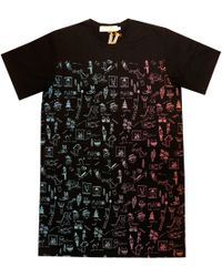 Supersweet x Moumi - Playground Multi Tee Dress - Lyst