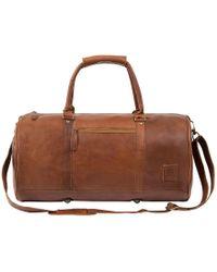 MAHI - Overnight/gym Bag In Vintage Brown - Lyst