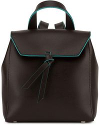 Alexandra De Curtis - Hepburn Mini Backpack Brown - Lyst