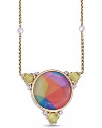 LMJ - Sprinkle Of Color Necklace - Lyst