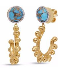 LMJ - Rise & Shine Earrings - Lyst