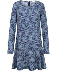 Ju Lovi | Orlando Silk Dress | Lyst
