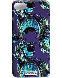 Monique Vega Design House - Royale Green Phone Case - Lyst
