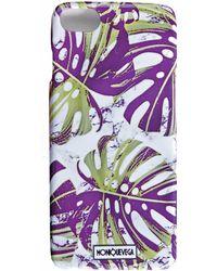 Monique Vega Design House - Palmana Green Phone Case - Lyst