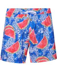 KLOTERS MILANO - Watermelon Swim Shorts - Lyst