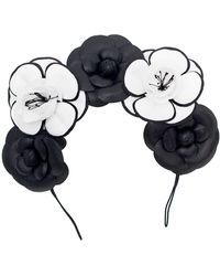 Maggie Mowbray Millinery - Camille Flower Crown - Lyst