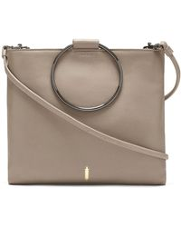 Thacker NYC - Le Pouch Taupe - Lyst