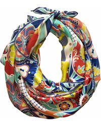 Furious Goose - We Are All Going To Die Mexico Large Silk Scarf - Lyst