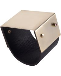 Noritamy - Large Leather Bracelet - Lyst