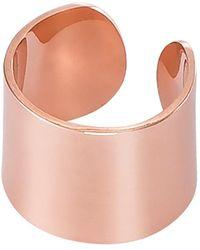 Dutch Basics - Ear Cuff Thick Rosé - Lyst