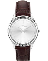 Kennett Watches - Kensington Lady Silver Brown - Lyst