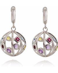 Manja - Votra Earrings - Lyst