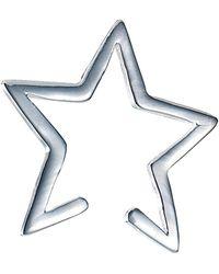 Tada & Toy | Star Cuff Silver | Lyst