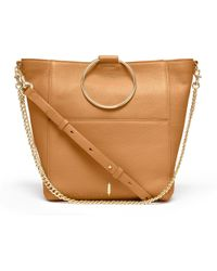 Thacker NYC - Circe Bag In Miel & Gold - Lyst