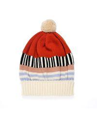 Margot & Me - Knit Hat Katie - Lyst