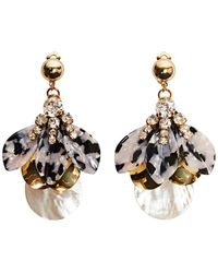 Nocturne | Lan Earrings Clip | Lyst