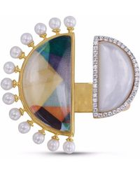 LMJ - My Colorful Legacy Ring - Lyst