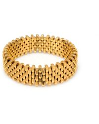 Alice Menter - Ivy Gold Cuff - Lyst